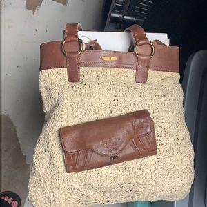Lucky brand purse and wallet